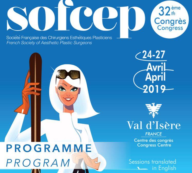 Communication au Congrès Annuel de la SOFCEP